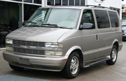 Astro 90-02 4WD
