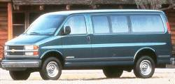 Van 96-02 G2500 Express