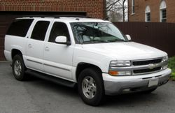 Suburban 92-00 K1500-K2500 4WD