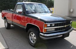 Pick-Up 88-91 K1500 4WD