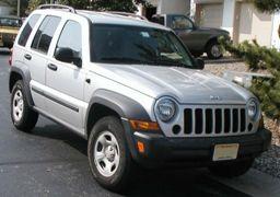 Cherokee 02-09 4WD
