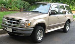 Explorer 4WD 95-01