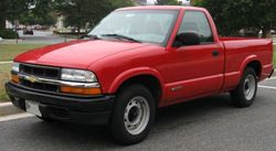 S10 Blazer, Pick-Up 4WD 97-05