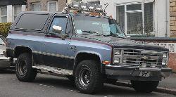 Blazer 4WD 75-91