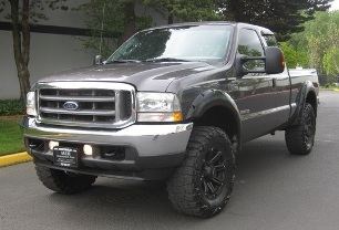 F250 4WD 99-04 SUPER DUTY