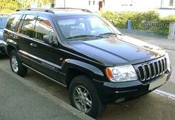 Grand Cherokee 99-04 4WD