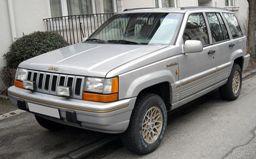 Grand Cherokee 93-98 4WD
