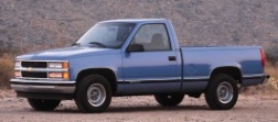 Pick-Up 88-91 C2500 2WD  6pult.