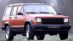 Cherokee 84-89 4WD