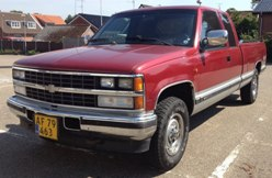 Pick-Up 88-91 K2500 4WD