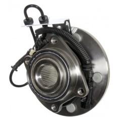 Pyöränlaakeri etu 08-11 TIMHA590243 sis. ABS tunnistimen