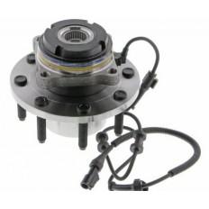 Pyöränlaakeri etu 99-04 TIMSP580205 napa ABS, pyöränpultin kierre M14x 1,5mm, sis ABS anturin